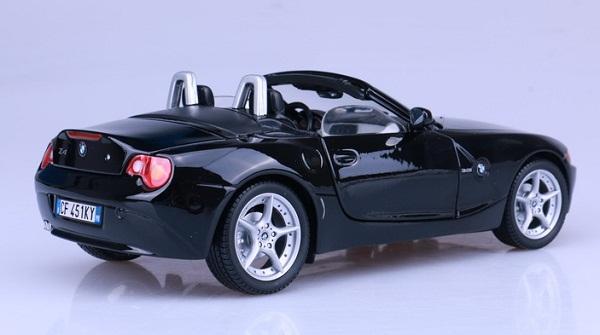 โมเดลรถ โมเดลรถเหล็ก โมเดลรถยนต์ BMW Z4 4