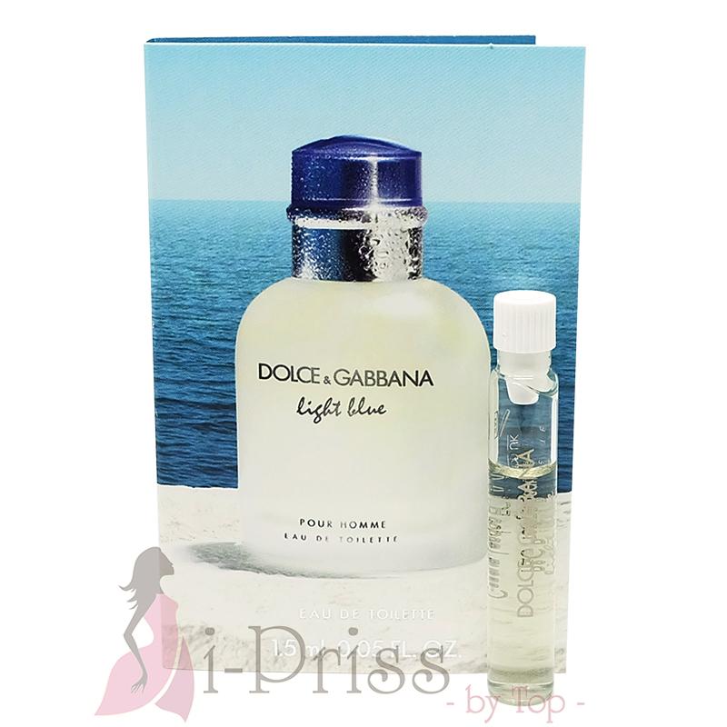 DOLCE & GABBANA Light Blue Pour Homme (EAU DE TOILETTE)