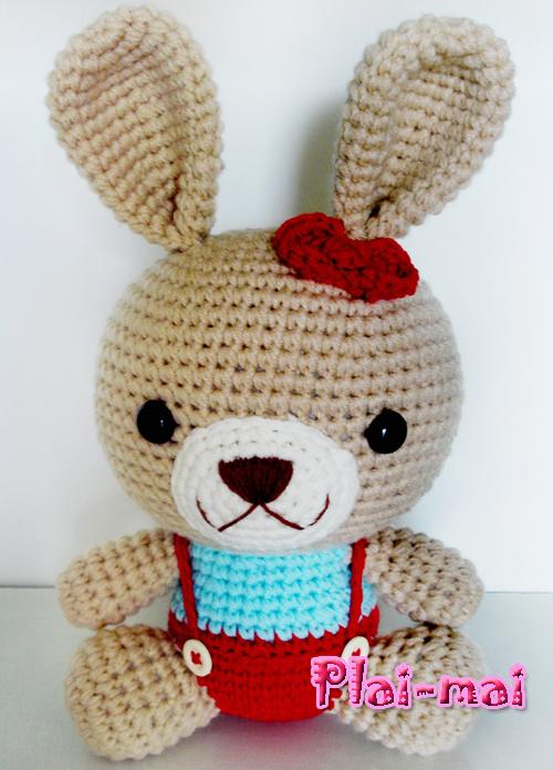 กระต่ายใส่เอี๊ยม