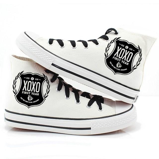 รองเท้า EXO หุ้มข้อ VER1