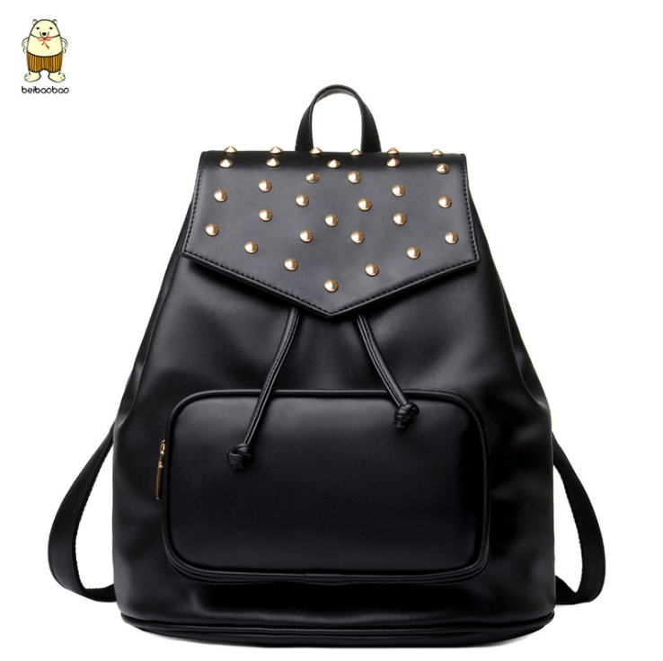 กระเป๋า Beibaobao ของแท้ รุ่น 0000 (Black/White)