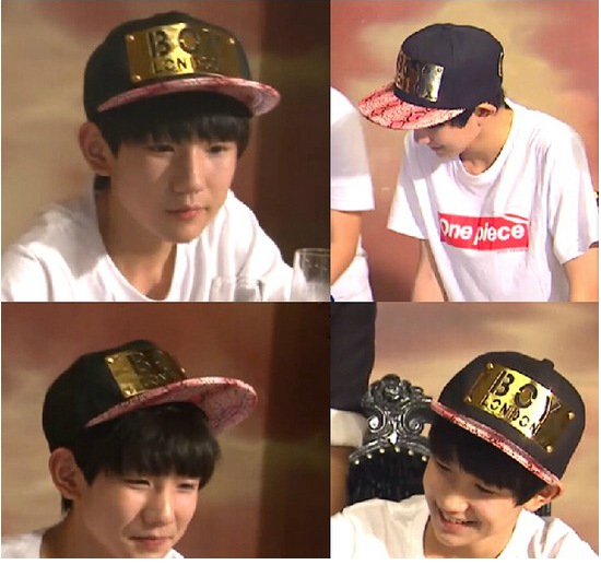 หมวก Boy london TFBOYs PYM047