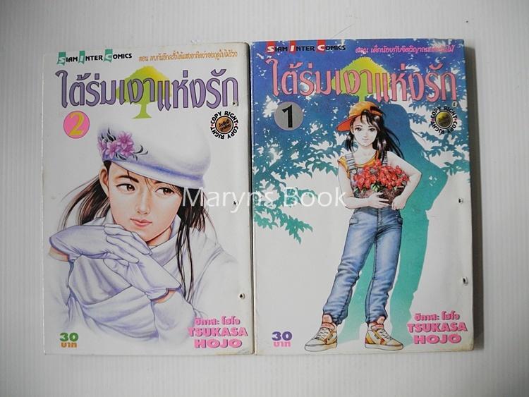 ใต้ร่มเงาแห่งรัก เล่ม 1-2 (3 เล่มจบ) / Tsukasa Hojo