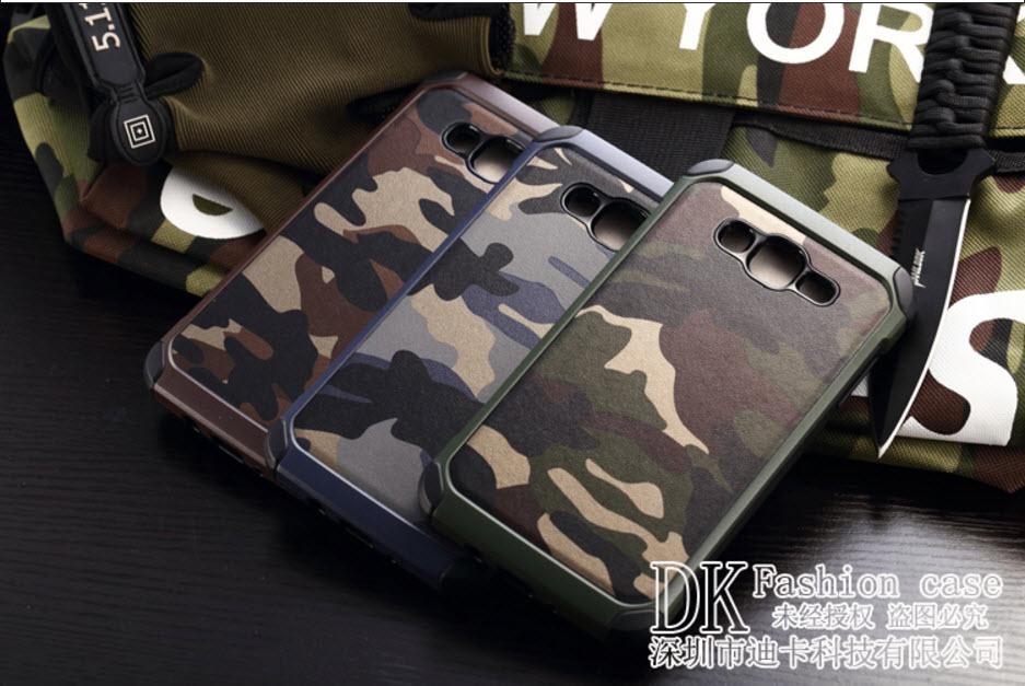 เคส NX ครอบหลังลายทหาร Samsung Galaxy J7