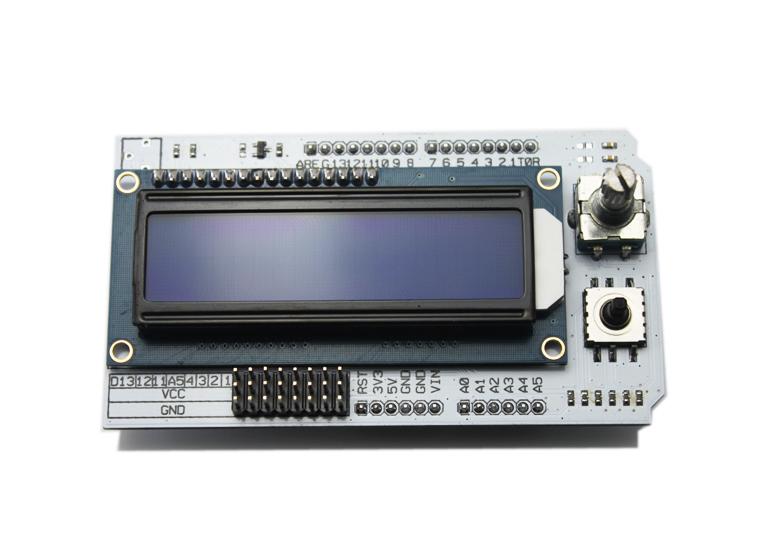 LCD Key Shield ยี่ห้อ Elec Freaks