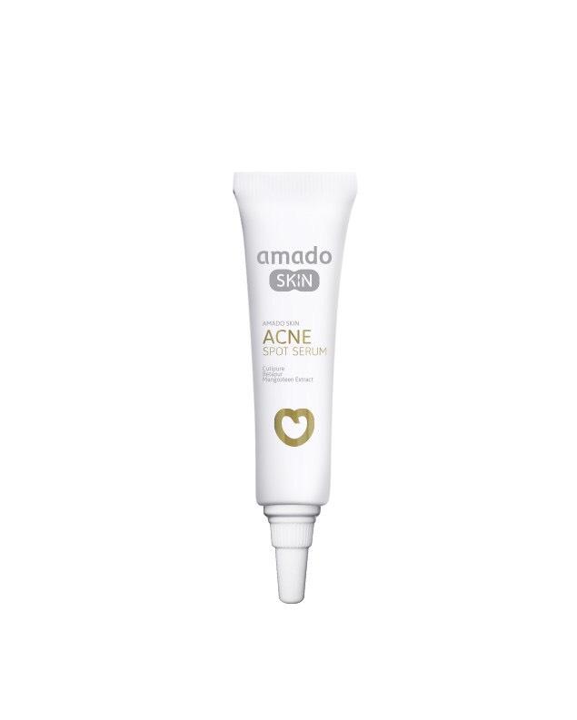 อมาโด้สกิน เจลแต้มสิว AMADO SKIN Acne Spot Serum