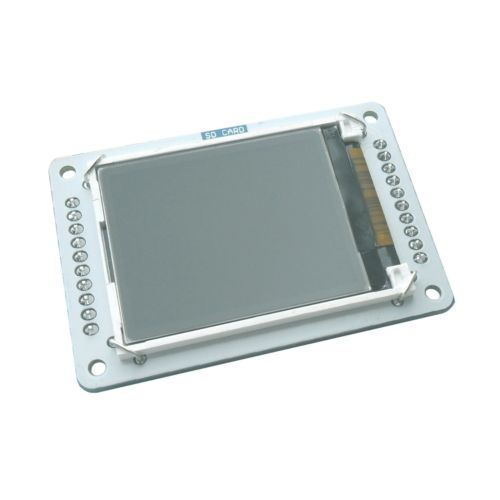 "TFT LCD 1.8"" with Micro-SD slot for Arduino Esplora"