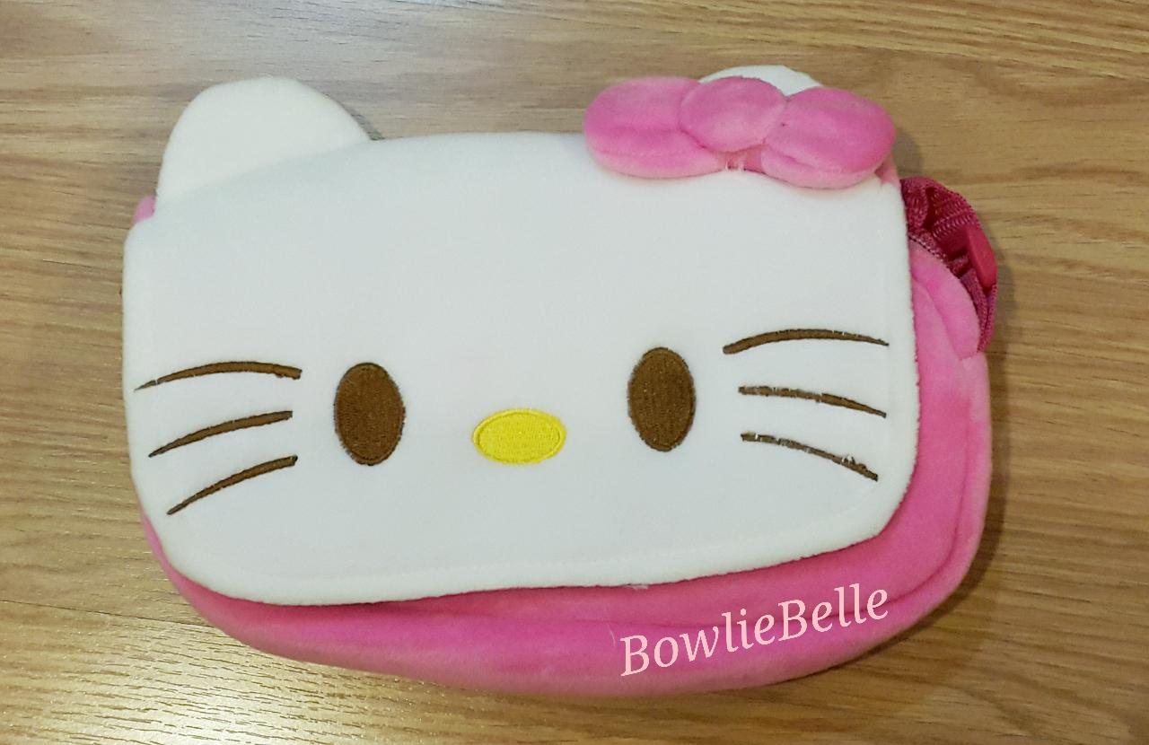 กระเป๋าผ้าคิตตี้ kitty bag
