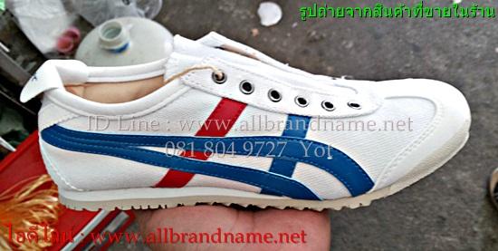 รองเท้าผ้าใบ Onitsuka Tiger Slip On size 36-44