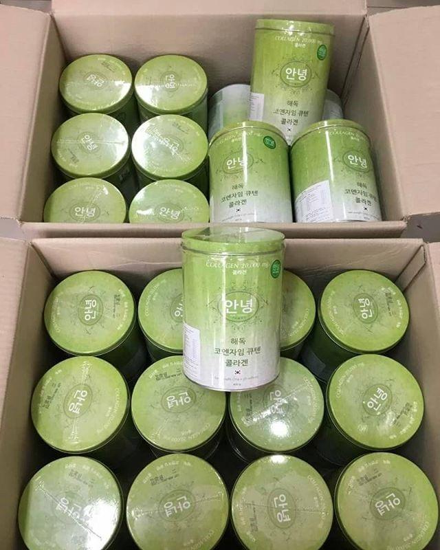 อันยอง คอลลาเจน Aun-yeongg Collagen 20,000 mg.