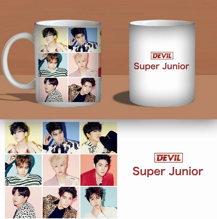 แก้วมัค SUPER JUNIOR : DEVIL