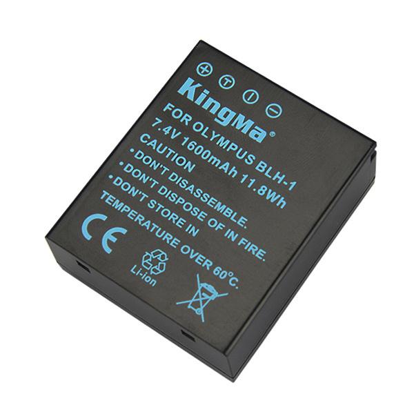 Kingma Camera Battery แบตเตอรี่กล้อง Olympus เทียบเท่า BLH-1 for OM-D E-M1 Mark II