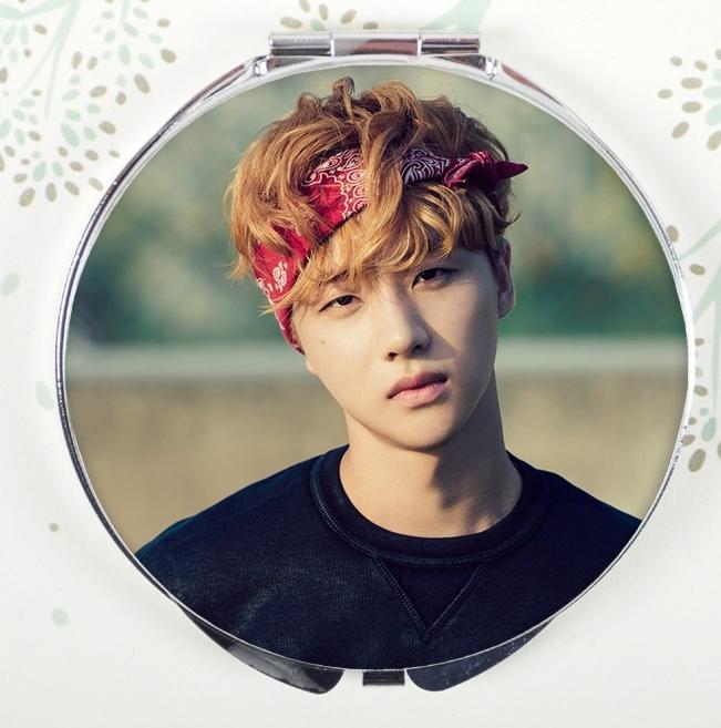 กระจกพกพา iKON - คิม จินฮวาน