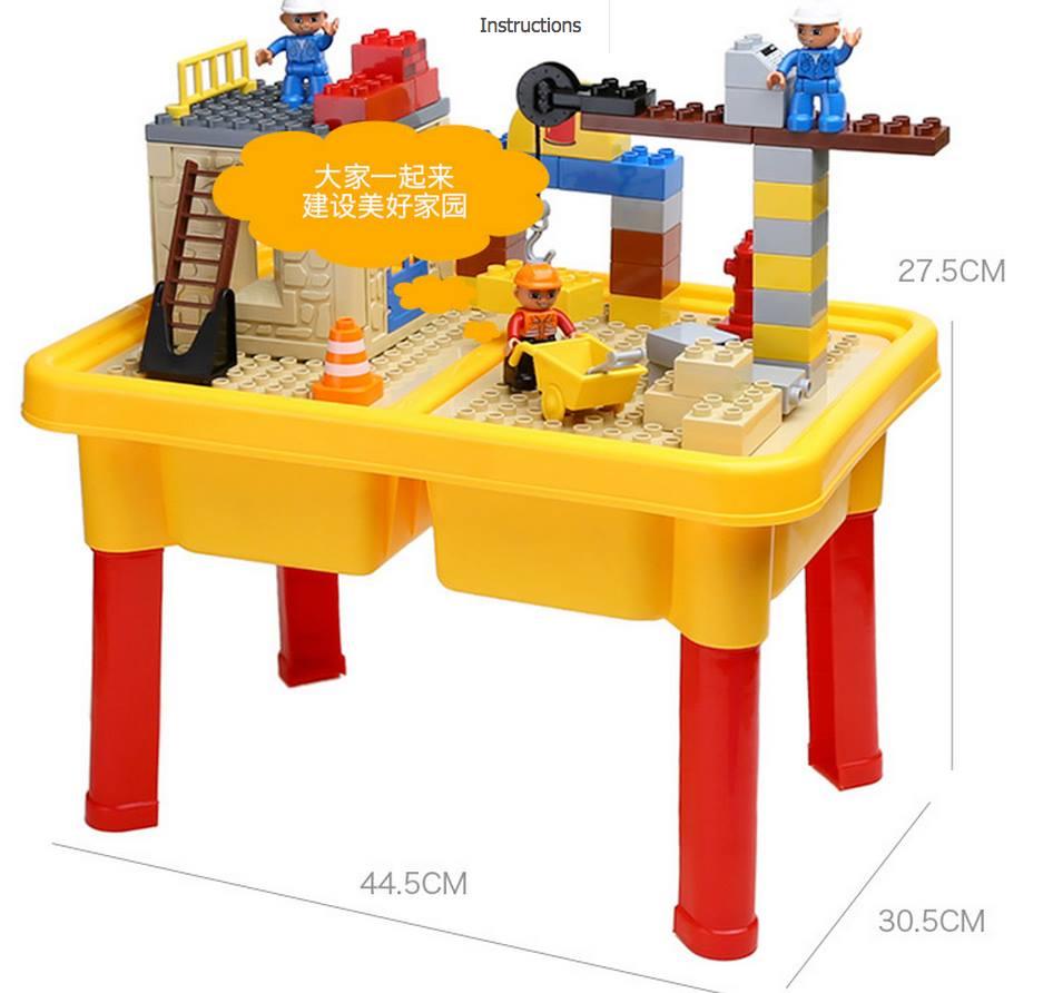โต๊ะบล็อก ชุดวิศวกรรม
