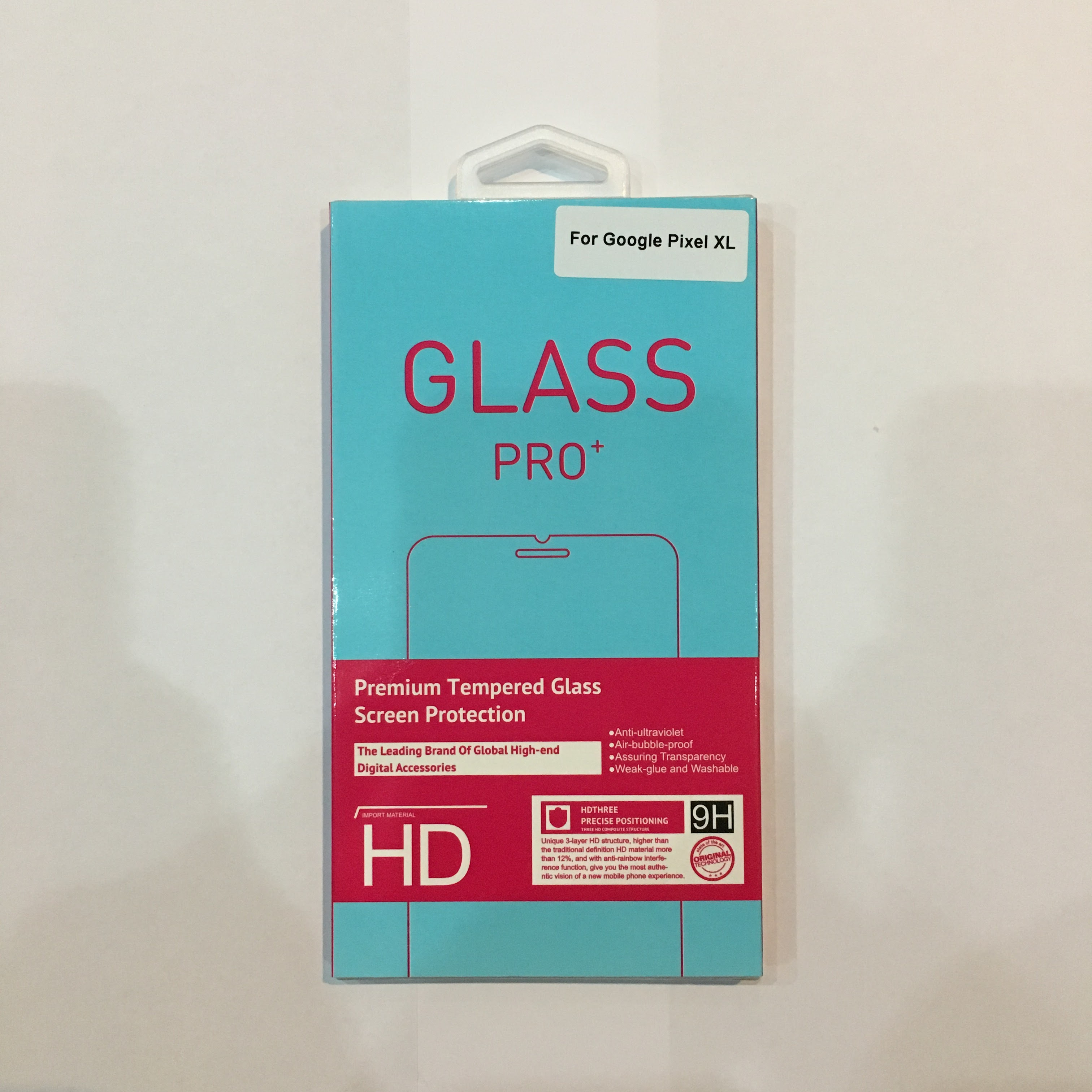 "Google Pixel XL Tempered Glass Screen Protector [5.5""]"