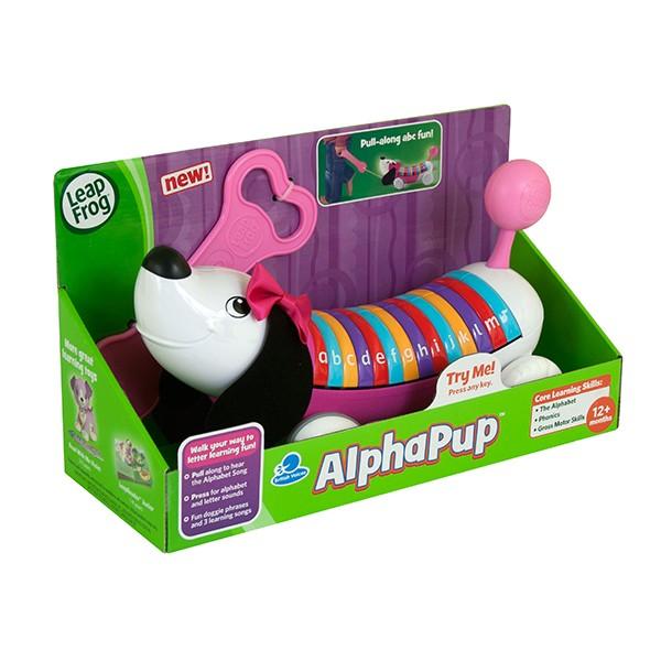 หมาน้อยสอน abc leap frog alpha pup ส่งฟรีพัสดุไปรษณีย์