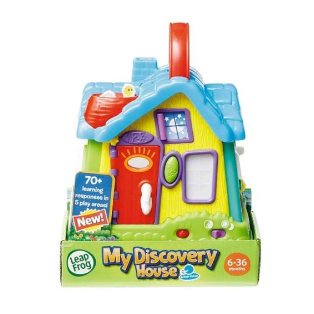 LeapFrog My Discovery House ของแท้ส่งฟรี