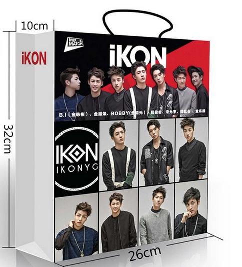 ถุงกระดาษ - IKON