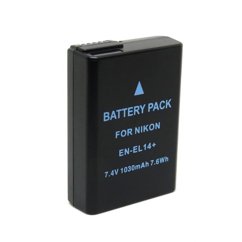 Nikon EN-EL14, EN-EL14a Camera Battery แบตเตอรี่กล้อง