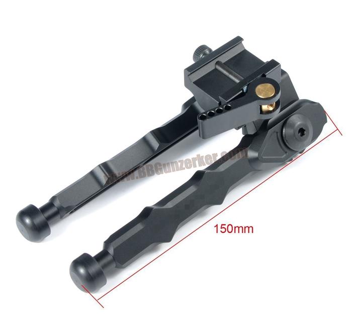 ขาทราย Accu-Tac BR-4 QD สีดำ