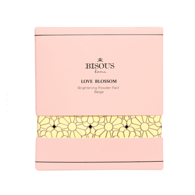 BISOUS BISOUS Love Blossom Brightening Powder #1