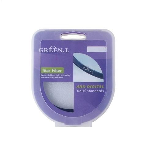 GREEN L DHD Star Filter 4-8 แฉก