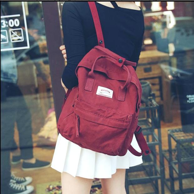 พรีออเดอร์!!! fashion กระเป๋าเป้ สไตล์เกาหลี รุ่น Z-133