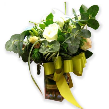 แจกันดอกไม้ 03