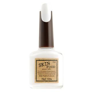 Skinfood Nail Vita #BW704 Milky Milky