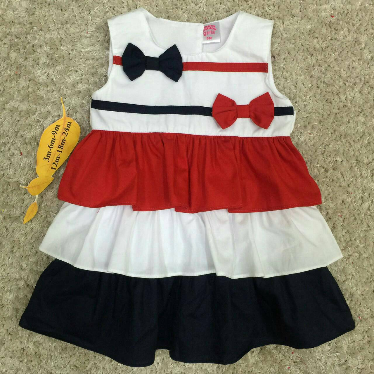 เสื้อผ้าเด็ก (พร้อมส่ง!!) 170460-9