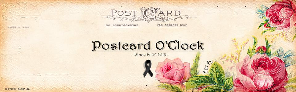 Postcard O'Clock