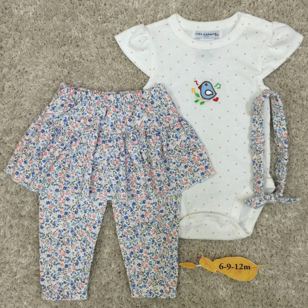 เสื้อผ้าเด็ก (พร้อมส่ง!!) 170460-35