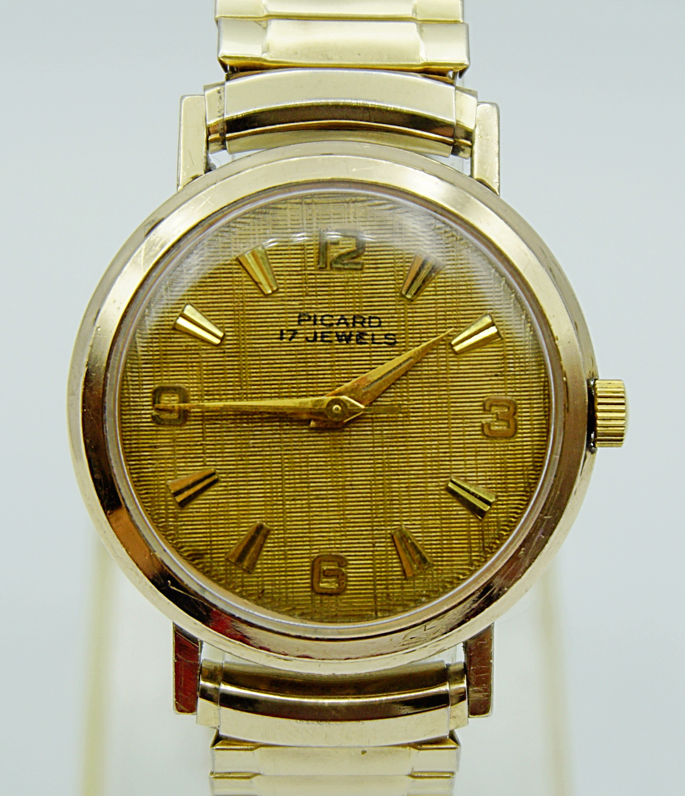 นาฬิกาเก่า PICARD ออโตเมติก