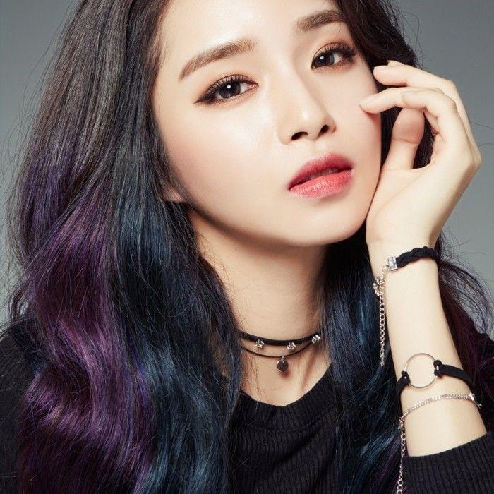 Missha 7 Days Coloring Hair Treatment 25 ml. #Lavender Purple