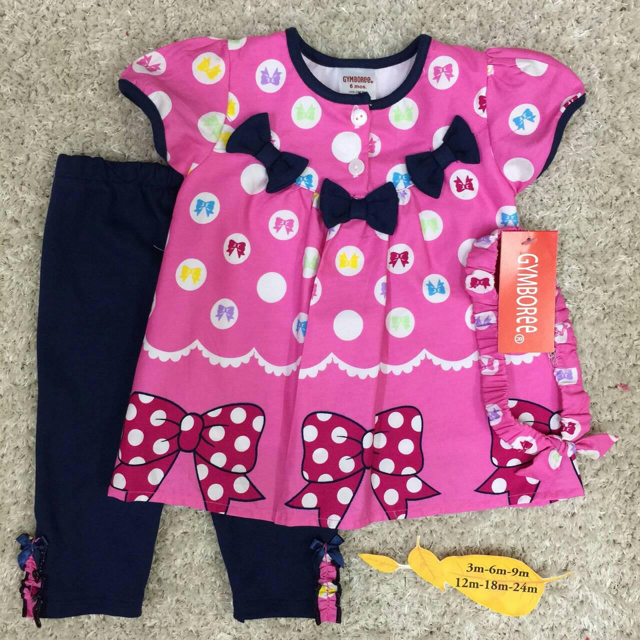 เสื้อผ้าเด็ก (พร้อมส่ง!!) 170460-15