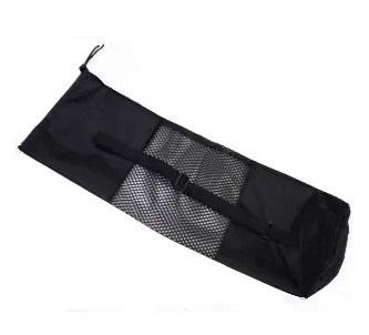 (พร้อมส่ง) กระเป๋าเสื่อโยคะแบบตาข่าย