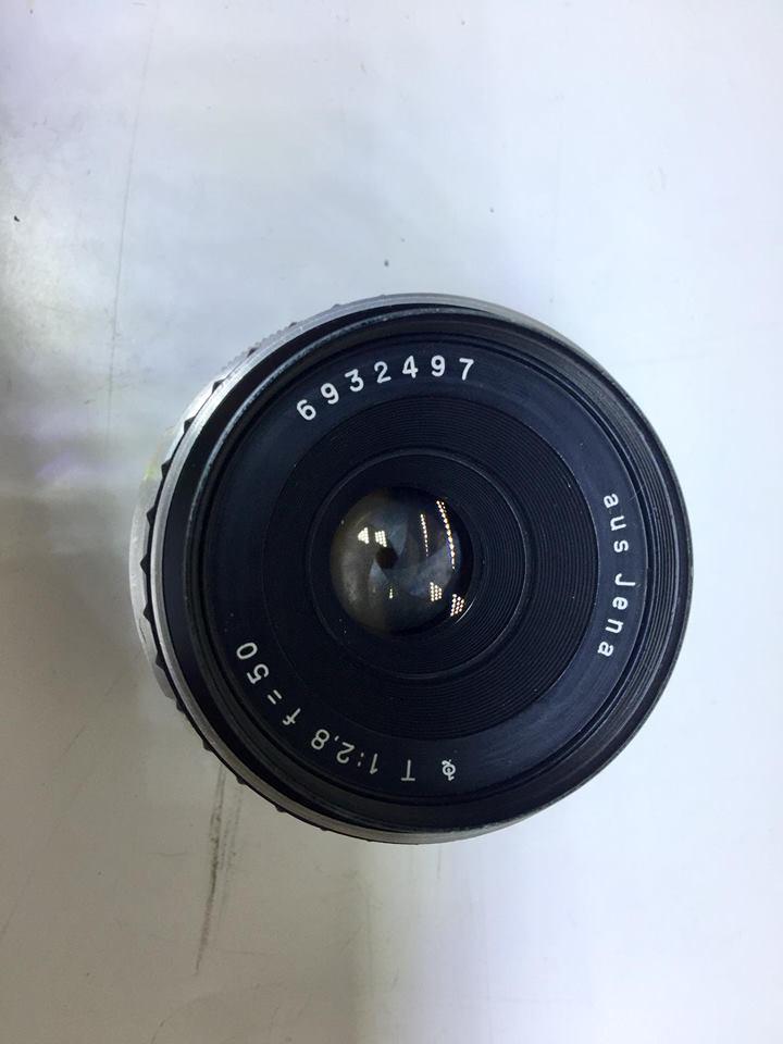 AUS JENA T 50MM..F2.8Q1 M42 MOUNT