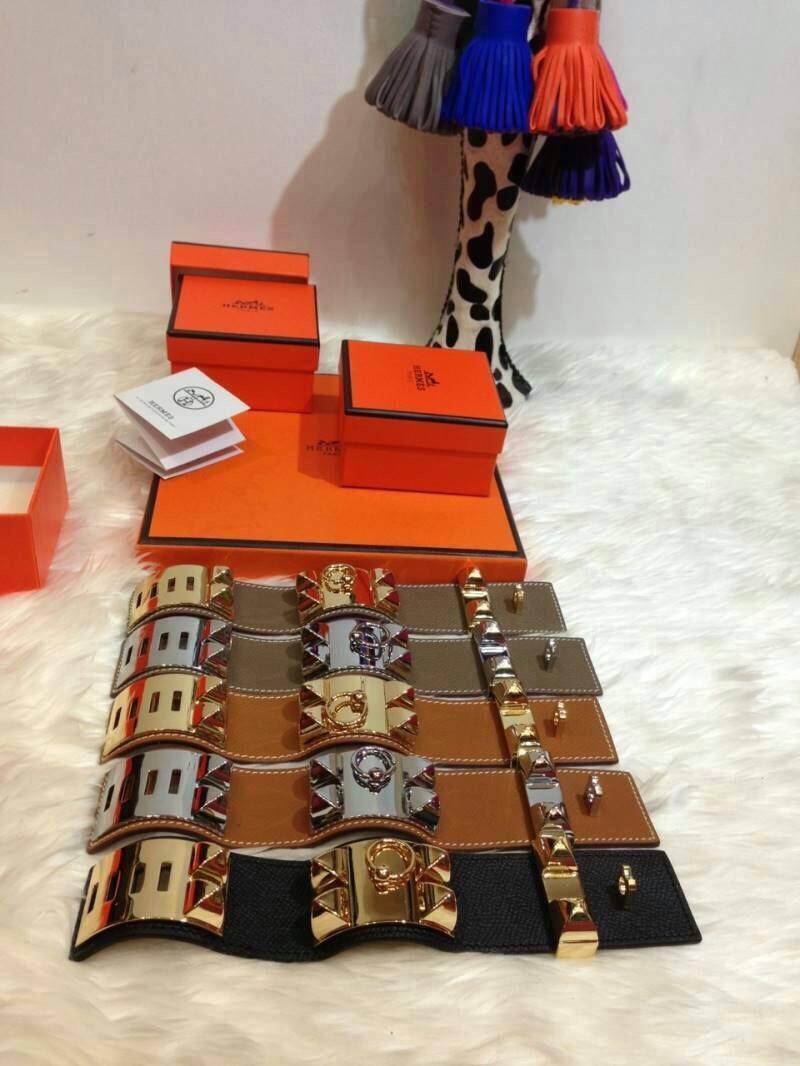 Hermes CDC Epsom leather