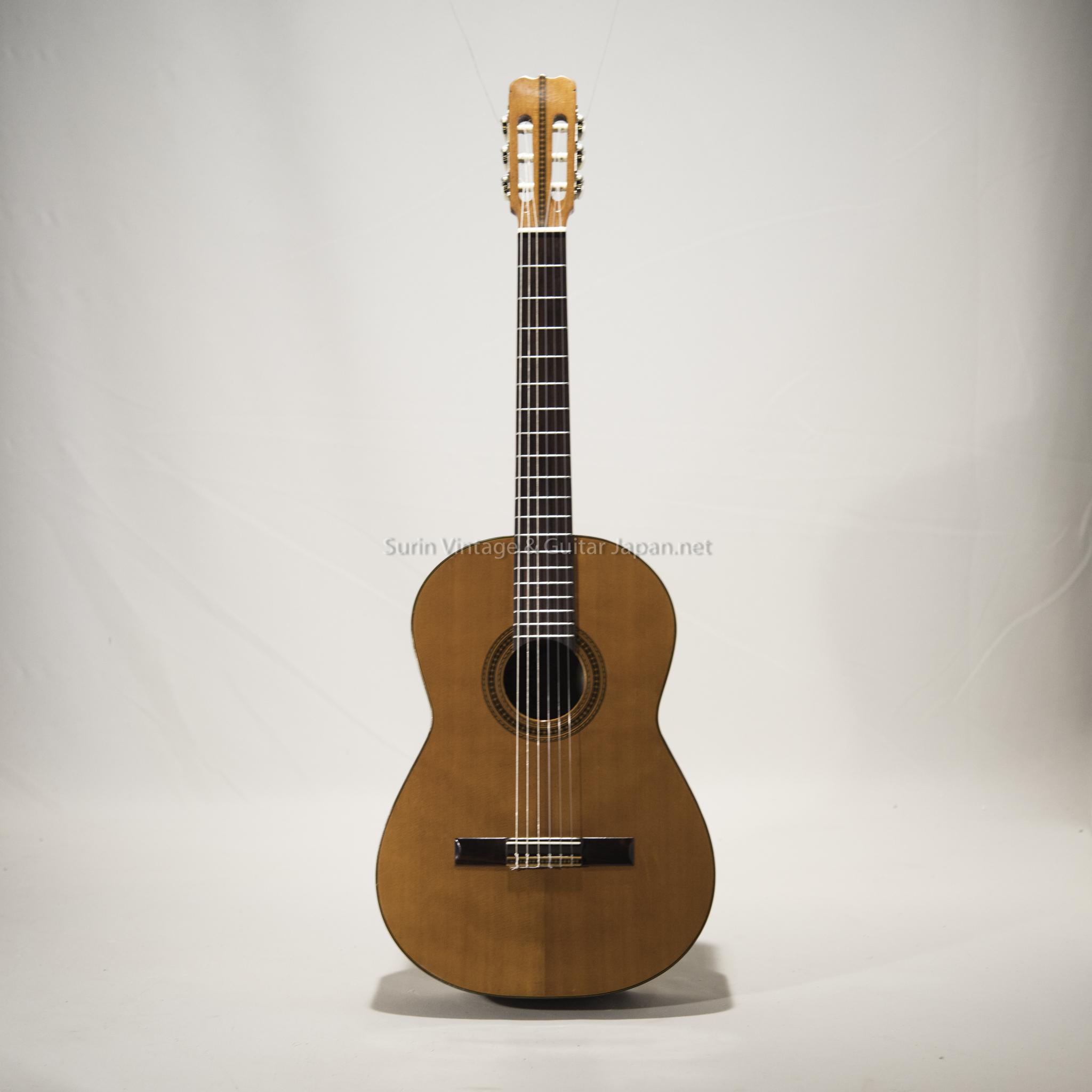 กีต้าร์คลาสสิคมือสอง Classic Guitar Vintage japan No.8