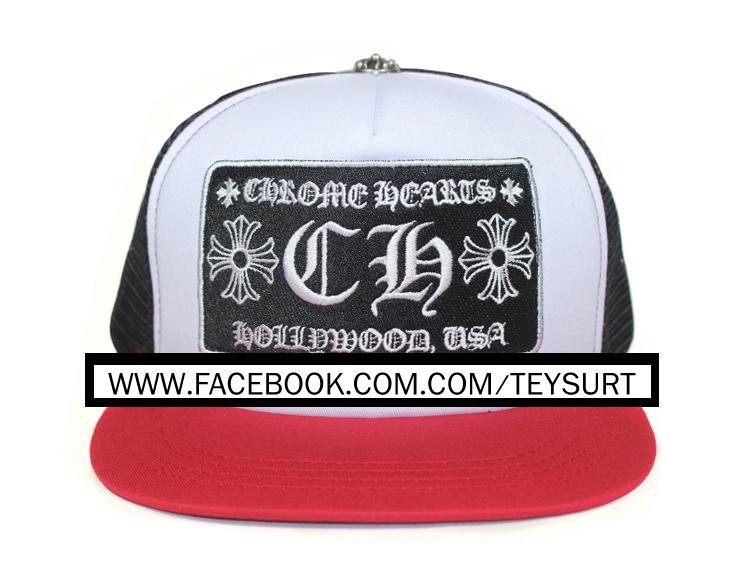 หมวกChrome Hearts Ch Tracker Cap