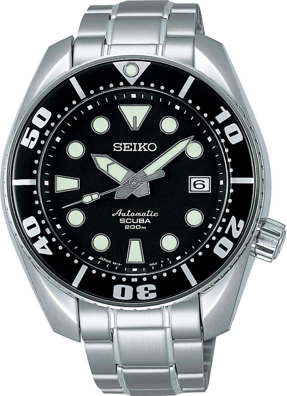นาฬิกา SEIKO Sumo PROSPEX Made In Japan Diver Scuba SBDC001 men's Watch