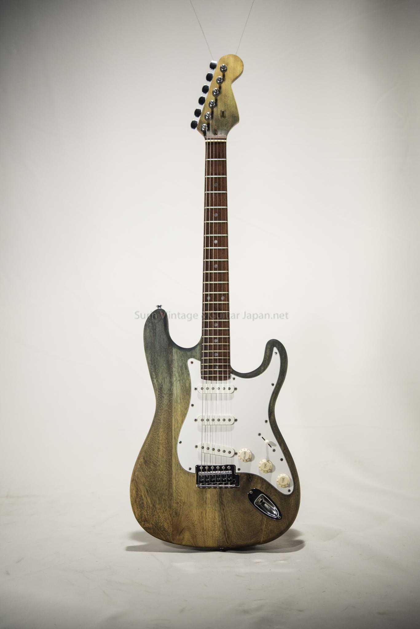 กีต้าร์ไฟฟ้ามือสอง Stratocaster Modify No.46