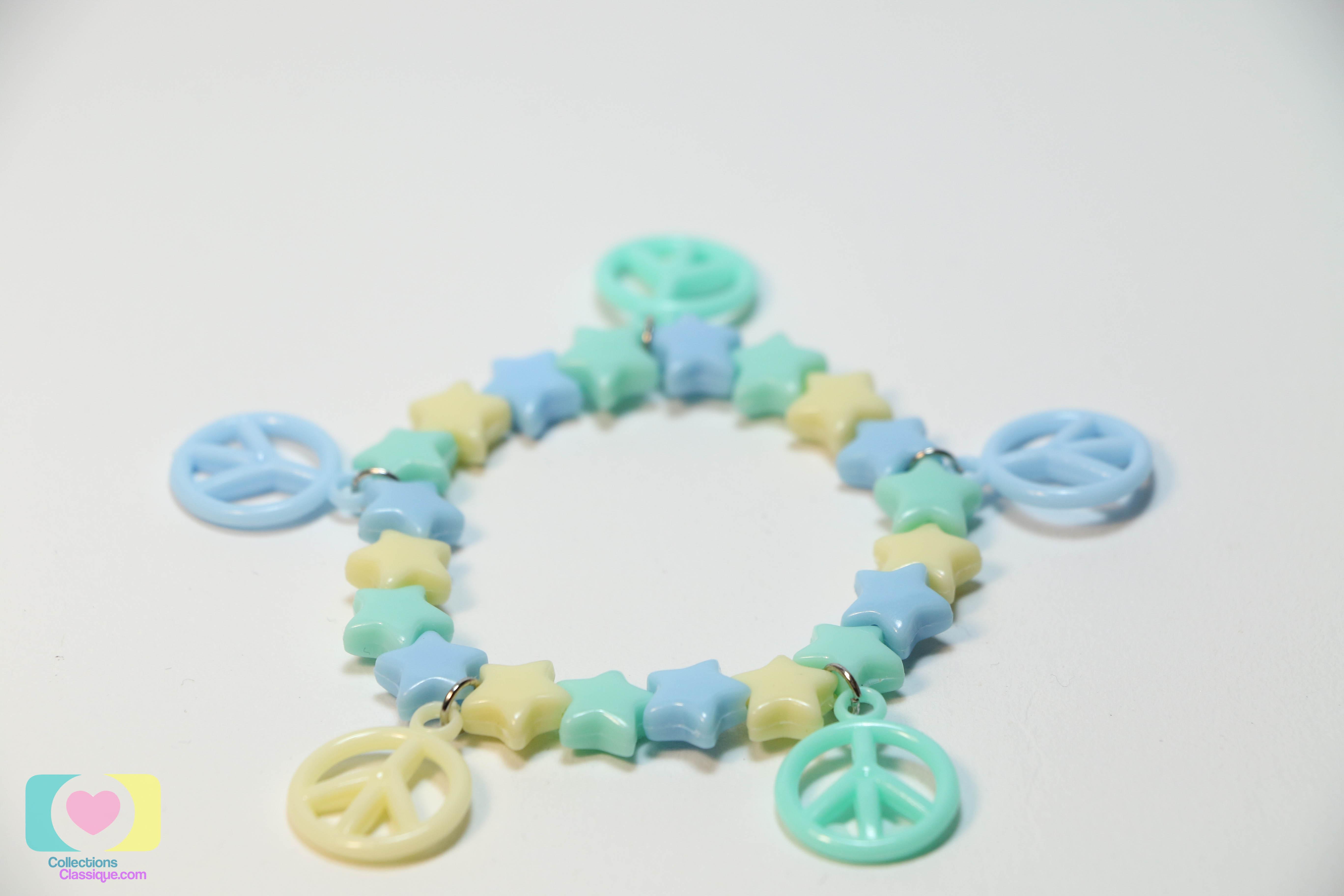 กำไลข้อมือ Pastel Handmade Bracelet BL25027
