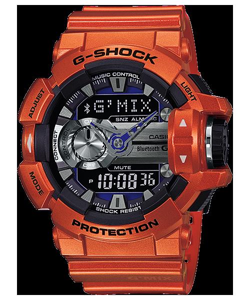 GShock G-Shockของแท้ ประกันศูนย์ GBA-400-4B EndYearSale