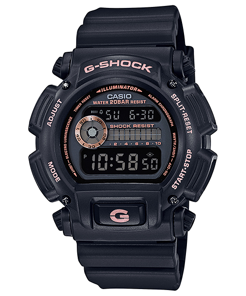 GShock G-Shockของแท้ ประกันศูนย์ DW-9052GBX-1A4 ThankYouSale จีช็อค นาฬิกา ราคาถูก ราคาไม่เกิน สี่พัน