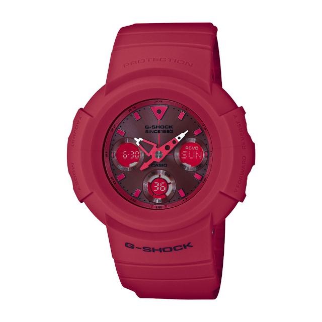 G-SHOCK 35TH LIMITED AWG-M535C-4AJR
