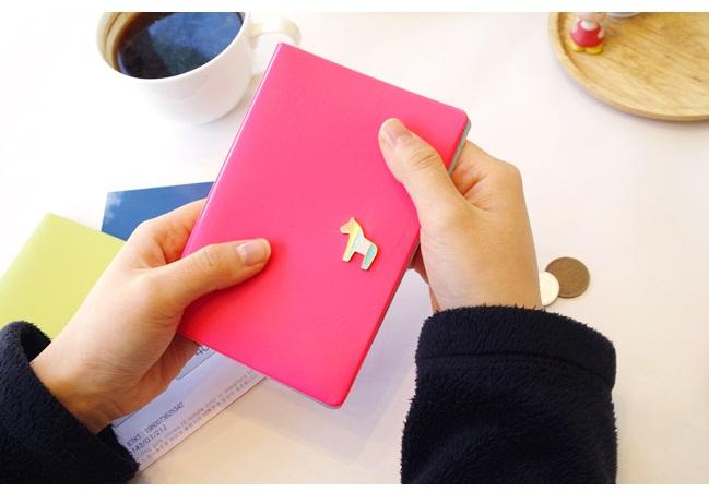 TB24 Passport Cover Pony / ปกหุ้มพาสปอร์ต ลายม้า Pony