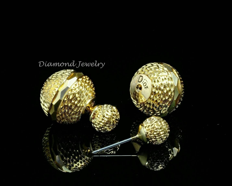 พร้อมส่ง Christian Dior Earring ต่างหู Dior