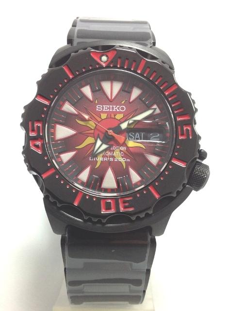 นาฬิกา Seiko Monster The Sun Limited Edition SRP459K1