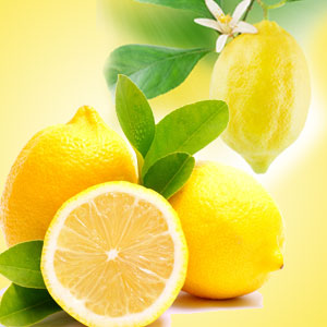 กลิ่น LEMON FRAGRANCE OIL 1kg.